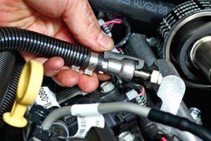 ремонт топливных форсунок